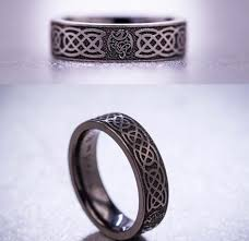black wedding rings for custom rings design a ring custommade