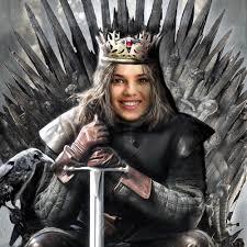 Chair Game Of Thrones Sit On The Iron Throne With Game Of Thrones Face Montage