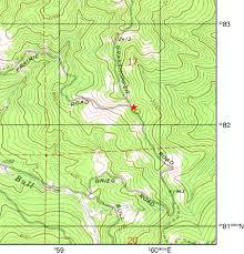 map using coordinates topographic maps leroy r grumman cadet squadron ner ny 153