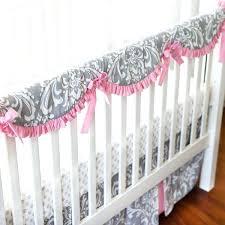 quick view europa baby andover crib guard rail woodland set