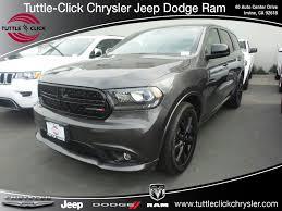 jeep durango 2018 dodge durango in irvine ca tuttle click chrysler jeep dodge ram