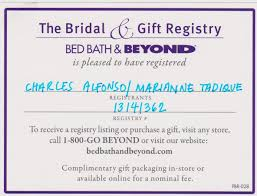 Bed Bath And Beyond Online Bed Bath And Beyond Wedding Registry Checklist Tbrb Info