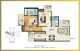 draw kitchen floor plan 4 bhk flats in greater noida west 3 bhk and 2 bhk flats in