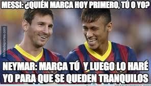 Memes Sobre Messi - el triunfo del barcelona sobre rayo vallecano en memes foto 1 de 8