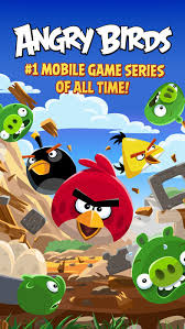 angry birds app store