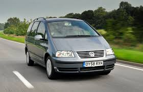 volkswagen caravelle 2006 volkswagen sharan estate review 2000 2010 parkers