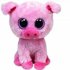 ty beanie babies ty beanie boo corky pig