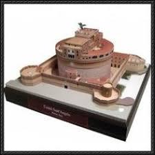 apollo soyuz spacecraft free paper model download usa udssr