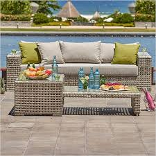 Outdoor Sofa Sets by Modi Outdoor Sofa Outdoor Modern Woven Wicker Scan Design