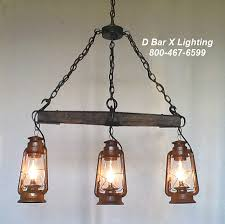 Ceiling Lantern Lights Dx753 Rustic Kitchen Light With Single Tree And Hanging Lanterns