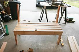Building Woodworking Bench Decorating Someone Else U0027s House Part 3 Building An Entryway