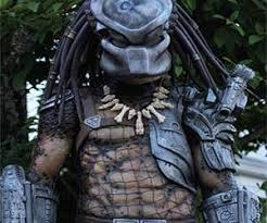 Alien Movie Halloween Costume Size Predator Costume