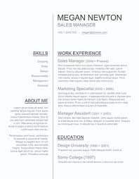 simple resume template word 85 free resume templates for ms word freesumes