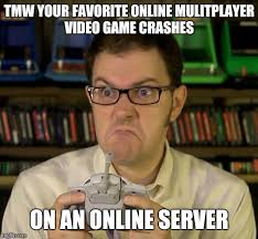 Internet Nerd Meme - angry video game nerd memes imgflip