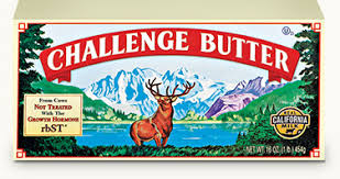 Challenge Real Butter Challenge Dairy