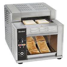 Conveyor Belt Toaster Oven Rowlett Toasters And Commercial Catering Equipment