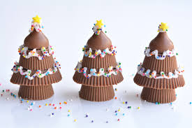 peanut christmas tree butter cup christmas trees