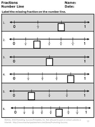 fractions on the number line worksheet on a number line fraction worksheets 2nd grade 3rd grade math review