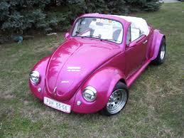 pink volkswagen beetle vw beetle streetmachine