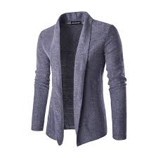 mens cardigan sweater trend shawl collar cardigan sweater pull homme 2017 mens