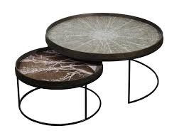 coffee table fabulous round metal coffee table best coffee