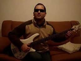 Roger Blind Rogerblind On Bass Youtube