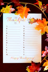 happy thanksgiving printable thanksgiving abc printable the shopping mamathe shopping mama