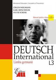 manual limba germana l3 deutsch international clasa a 12 a de la
