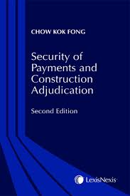lexisnexis yellow book security of payments and construction adjudication 2nd edition