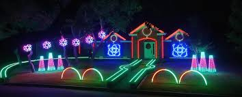 the great christmas light show s a family s viral dubstep christmas light show moves to zoo san