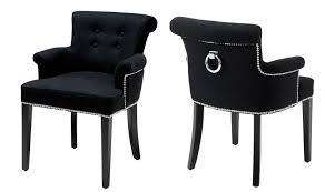 möbel stühle esszimmer casa padrino luxus esszimmer stuhl los angeles schwarz mit