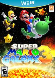 super mario galaxy 3 leaked wii forum 1