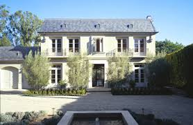 a los angeles home modeled after a french chateau for 13 million