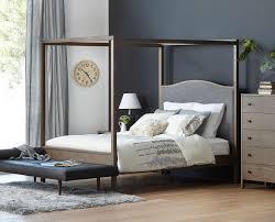 bedroom minimalist bed frame bunk beds solid wood platform bed