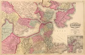 Boston Map Usa by Washington Street Boston Wikipedia