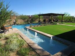 garden pool yard design ideas beautiful pool small backyard