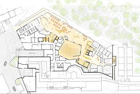 agora u2013 cancer centre lausanne swiss health building e architect