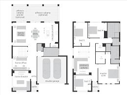 Cabana Floor Plans Huntingdale Floorplans Mcdonald Jones Homes