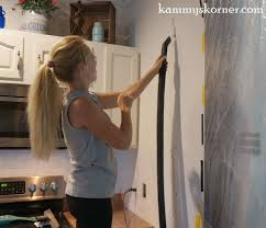 kitchen pass through ideas she cuts out a chunk of wall in her kitchen the reason why this