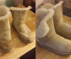 why are ugg boots considered to clean ugg boots