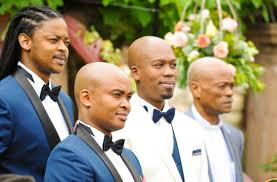 sowetan weddings generations dineo and phenyo s wedding pics generations teasers