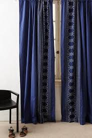 Blue And Gold Curtains White Curtains With Navy Trim Design Ideas Inside Exquisite Navy