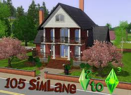 Home Design For The Sims 3 Mod The Sims Ts2 To Ts3 105 Simlane
