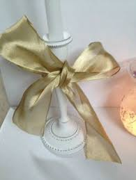 wire edged ribbon gorgeously gold fret filigree organza mesh wedding luxury wire