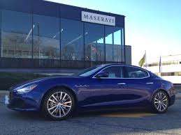 maserati ghibli vs bmw 5 series maserati goes mainstream with 66 000 ghibli luxury sedan ny