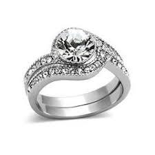 blue wedding rings wedding rings blue steel jewelry featuring stainless steel