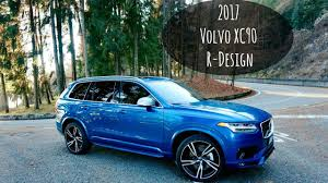 r design volvo our brand new 2017 volvo xc90 r design