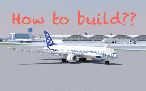 Tiny Planes How To Build A Plane Demo 7e7 Minecraft Blog