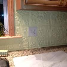 faux tin kitchen backsplash our kitchen saga living vintage tin kitchen backsplash tiles kitchen