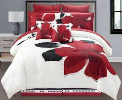Red And Grey Comforter Burgundy Bedding Sets Cheap Sale U2013 Ease Bedding With Style